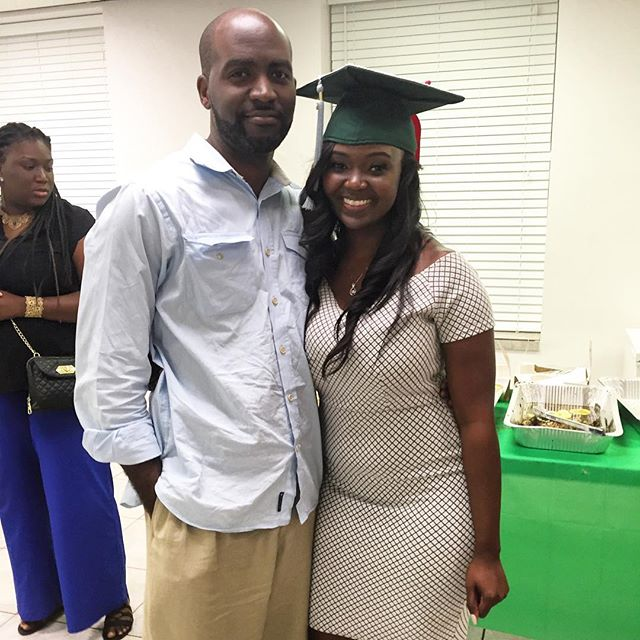 Congrats to my first niece! #famu