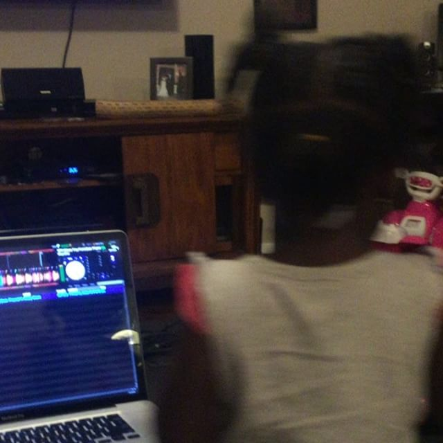 DJ TwoPiece with the mix