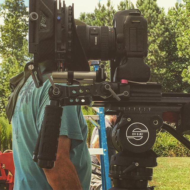 Camera head. #onset #KIOTI #makeithappen