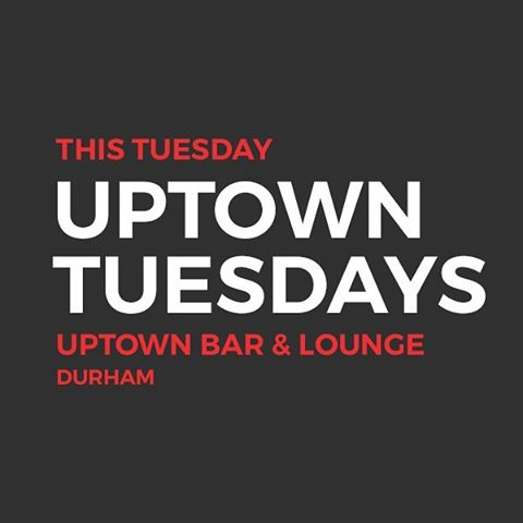 Join us tonight for #uptowntuesdays at @uptown_durham #chicagosteppin #capitalcitysteppers